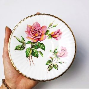 Rose Flower Dish